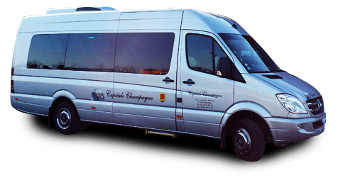 Mercedes Sprinter 12 places cuir